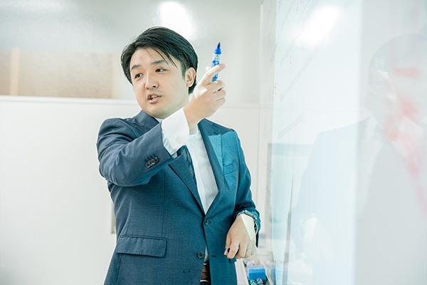 POINT 04 阪田が受験のプロフェッショナルであること