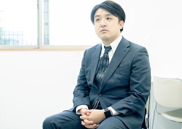 INTERVIEW 01 阪田先生にとって学習塾とは?