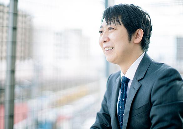 INTERVIEW 01 宮崎先生にとって数学とは?