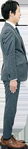 INTERVIEW 01 宮崎先生って、どんな性格?