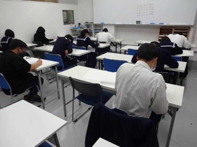 高3数学、最後の個別模試